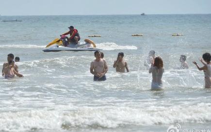 北海游泳偷拍_注意:北海游客游泳溺水事件频发