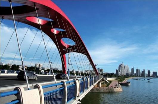海景大道 广西北海旅游网