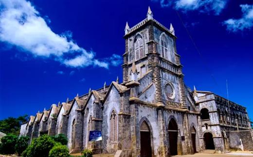 广西北海旅行社 涠洲岛教堂