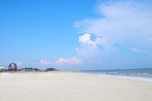 北海银滩,北海旅游,广西北海旅行社