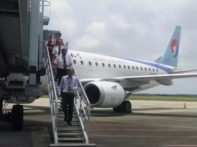 北海到南京的飞机