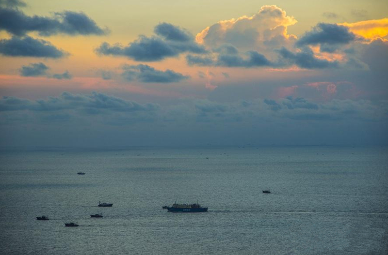 北海,生蚝,广西北海旅行社