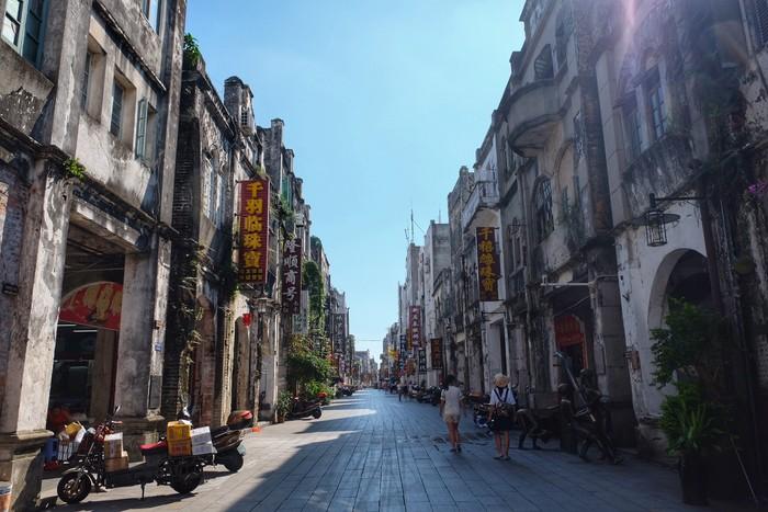北海老街,广西北海旅行社