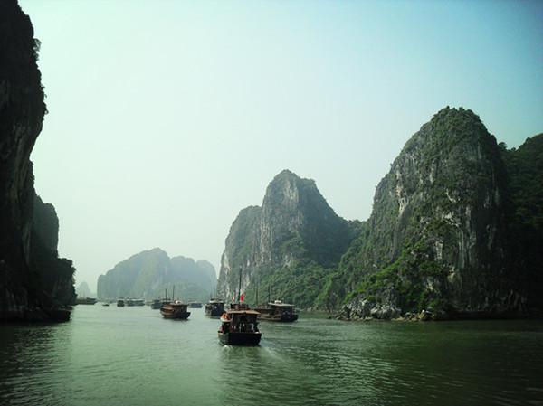 北海到越南旅游,下龙湾,广西北海旅行社