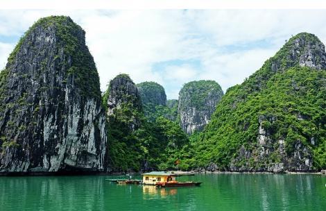 盐官到越南下龙湾旅游三天二晚北海观潮旅游攻略图片